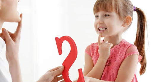sinais de apraxia da fala na infância!