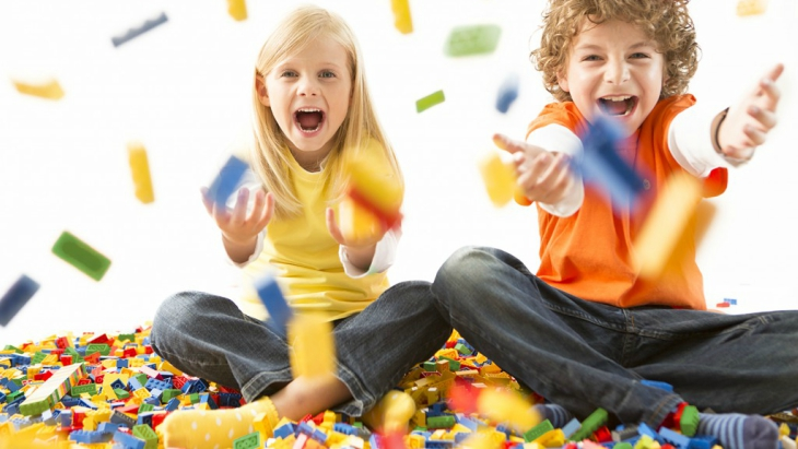 Lego Para Crianças com Déficit de Atenção