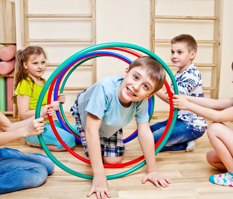 Psicomotricidade na Infância