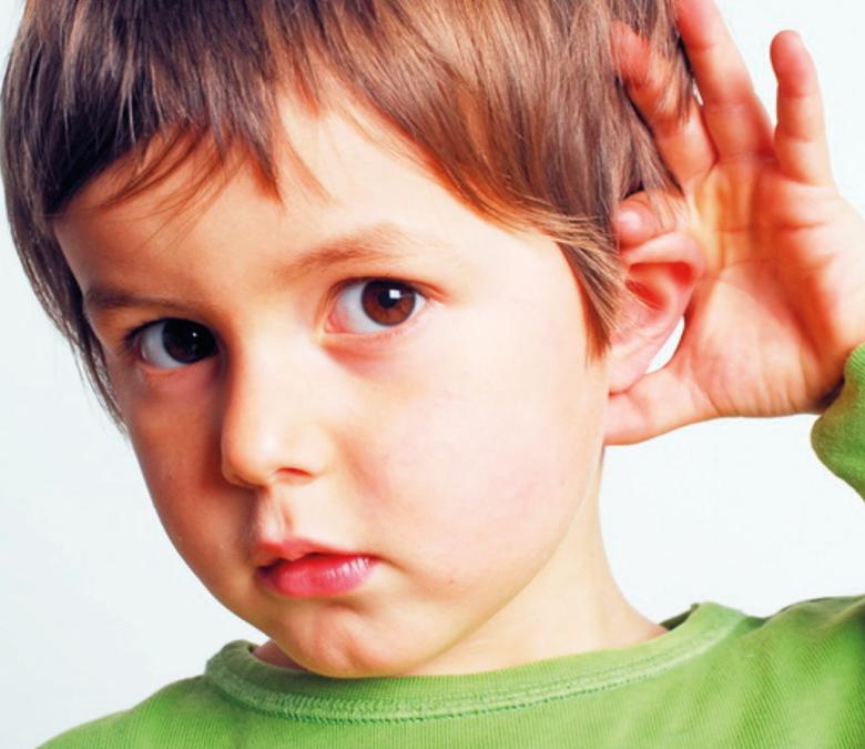 Disturbios auditivos na infância