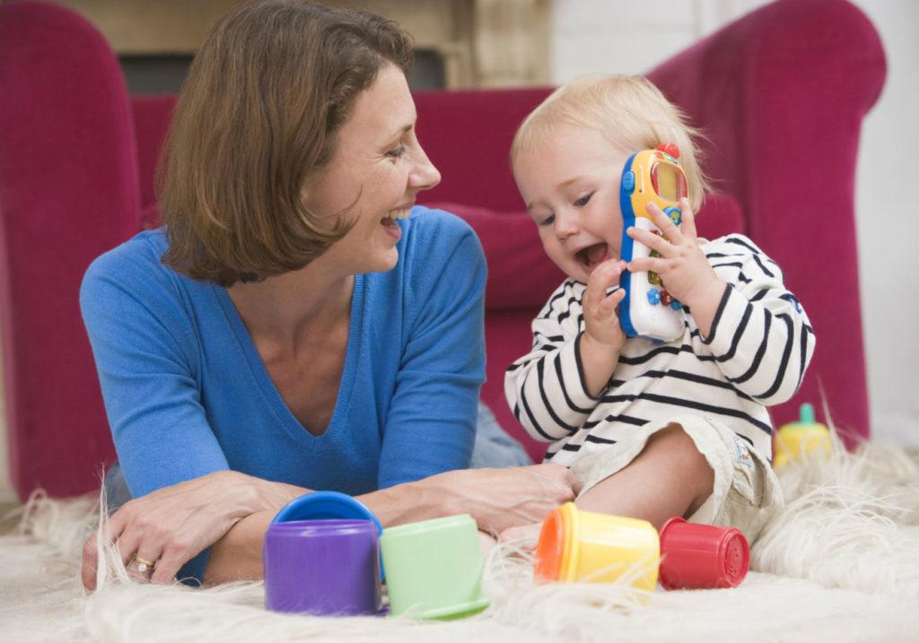 Estimular a Fala das Crianças